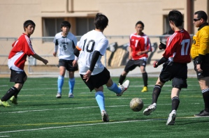 High School Athletics Sport Soccer