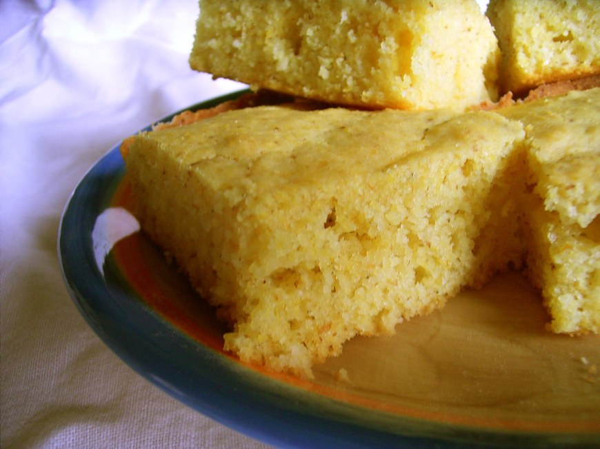 Simple Homemade Cornbread