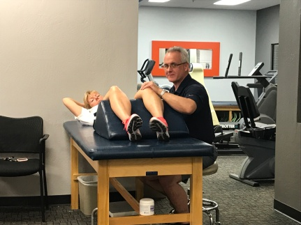Matt Hubble Foothill Physical Therapy