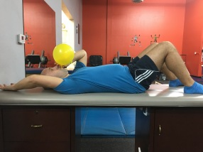Diaphragmatic Balloon Breathing Inhalation