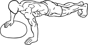 One-armed-biased-push-up