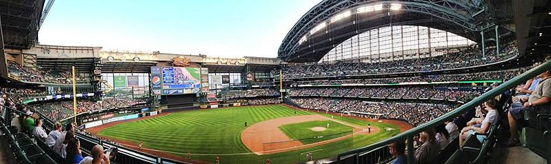 Milwaukee Brewers Stadium